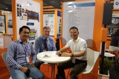 Picanol at Saigon Tex Exhibition